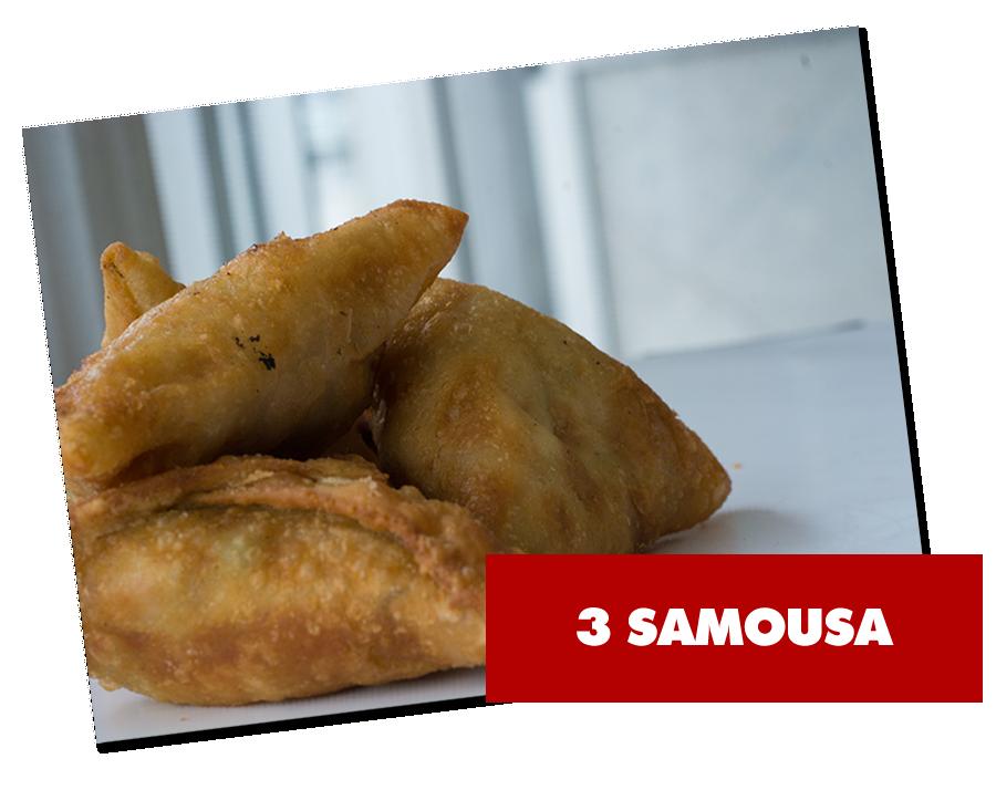 3 SAMOUSA